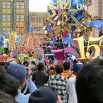 【USJ】リボーンパレードの楽しみ方!時間や場所取り攻略