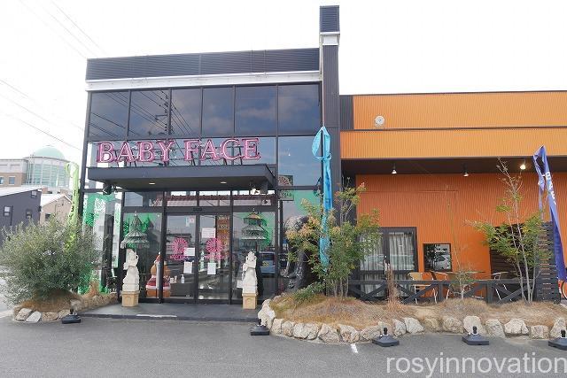 ベビーフェイスプラネッツ岡山インター店 (1)場所