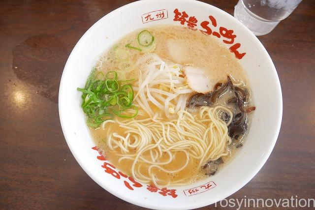 九州筑豊ラーメン山小屋 備中高松店2020年12月 (5)