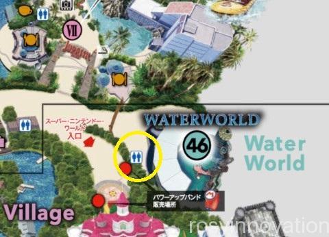 USJトイレマップ2021 (9)ウォーターワールド
