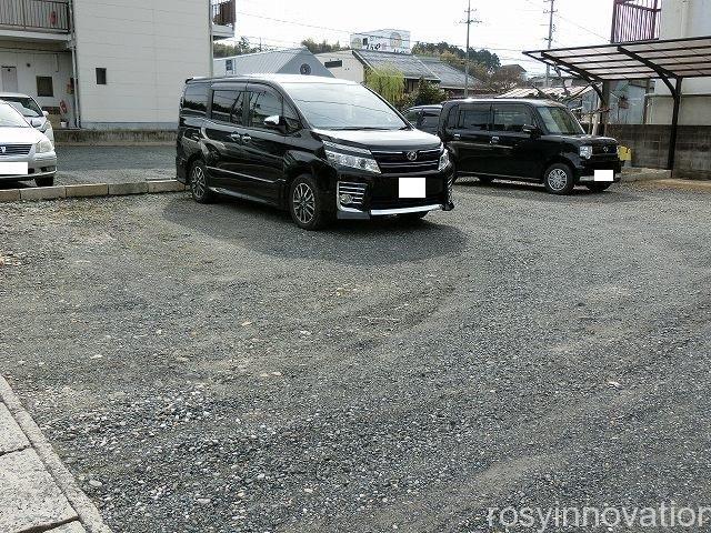 喫茶ニカ 駐車場