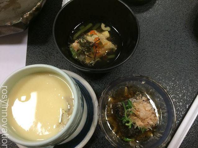 前田7 茶碗蒸し
