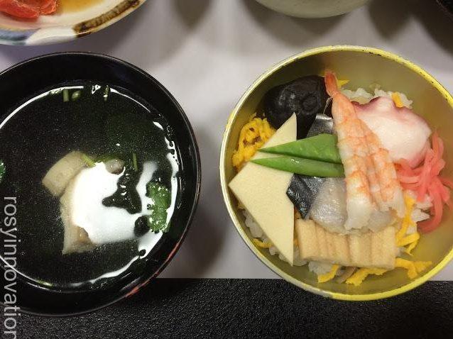 前田10 ちらし寿司