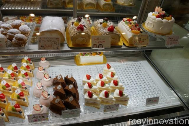 プティグレーヌ7 ケーキの種類