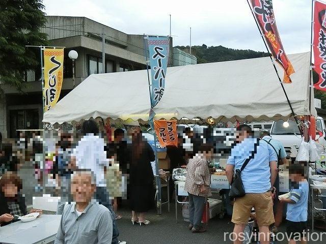 湯郷ホタル祭り6 屋台