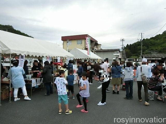 湯郷ホタル祭り4 屋台