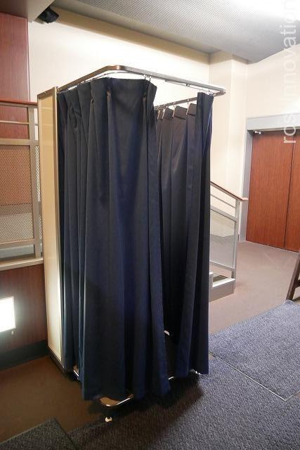 USJ更衣室 (3)着替え