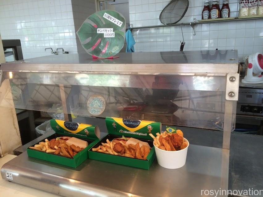 鷲羽山ハイランド食べ物1