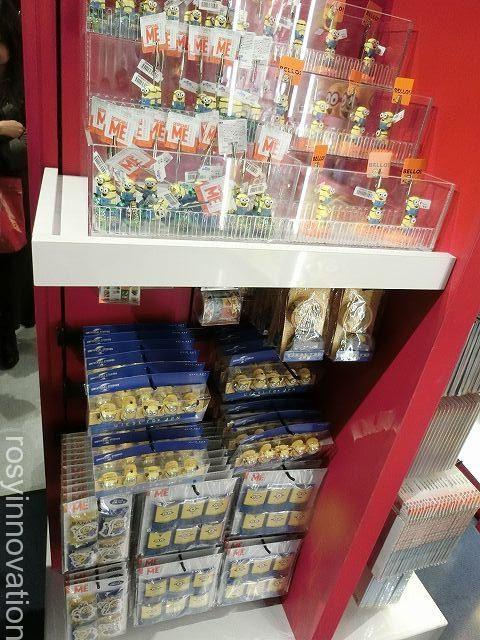 ミニオンパークお土産14 雑貨クリップ