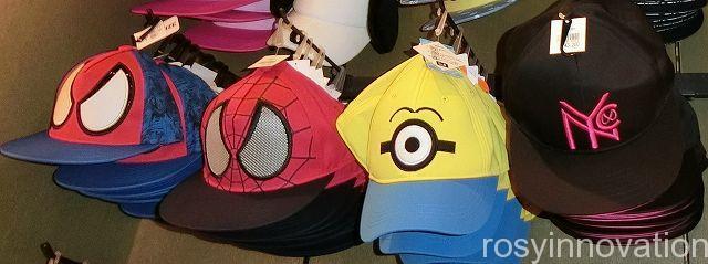スパイダーマンの帽子1