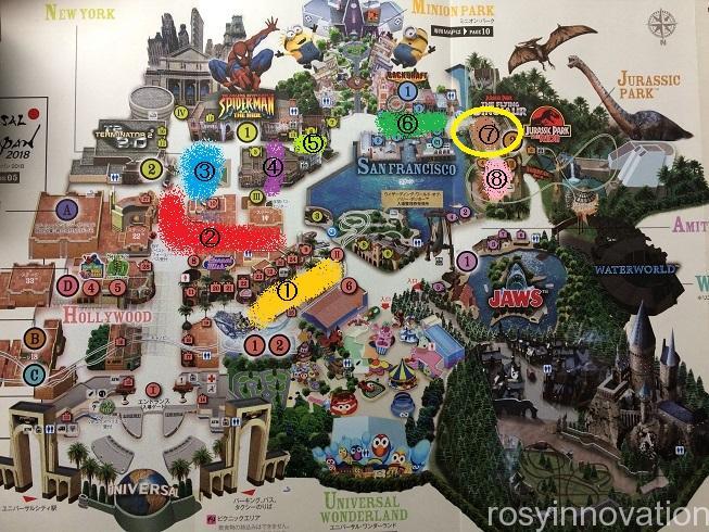 ゾンビマップ20187