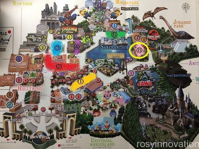 ゾンビマップ20188
