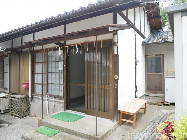 熊野神社8 社務所