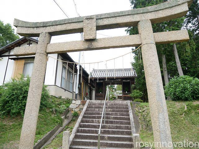 熊野神社3 鳥居