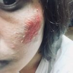 【USJ】ゾンビメイクのやり方☆100均で傷メイクが簡単にできる!