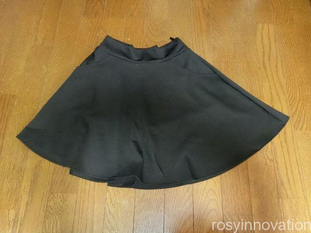 USJ囚人コーデ仮装3 スカート