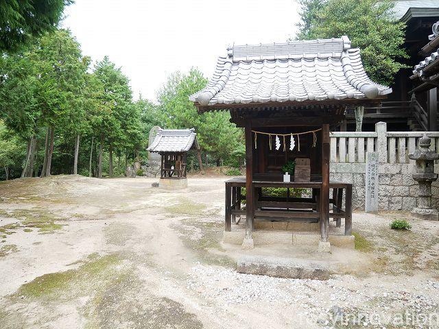 熊野神社6 境内
