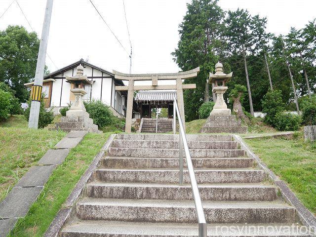 熊野神社2 場所