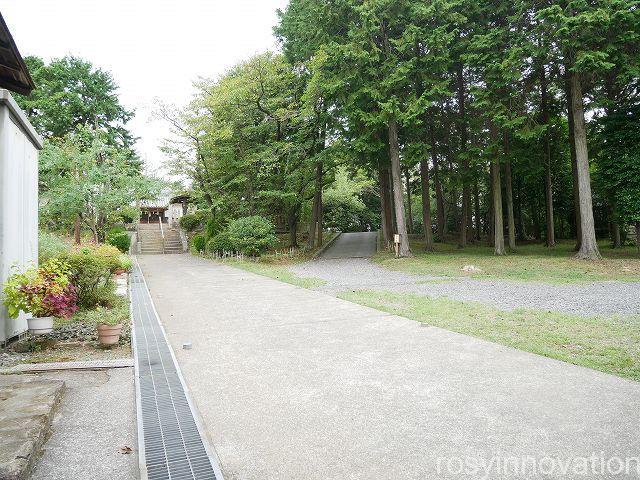 熊野神社1 車