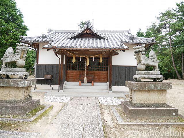 熊野神社4 拝殿