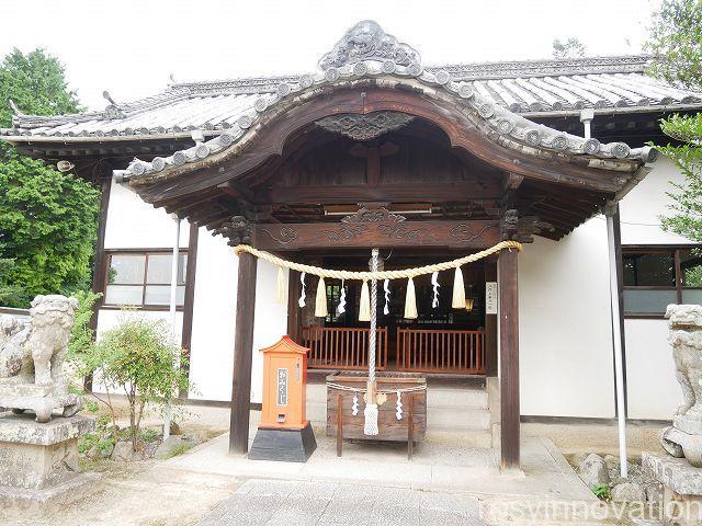 両児神社6 拝殿