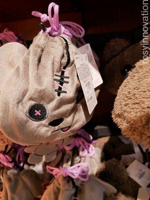 ミニオングッズハロウィン201812 ティムの巾着