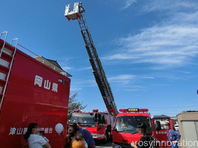 金時祭201811消防車