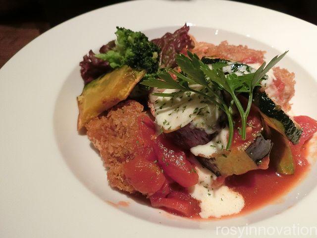 1吉備路マラソン キッチンネコマチ16 夏野菜