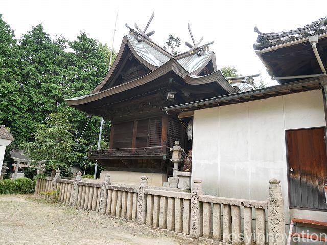 両児神社7 本殿