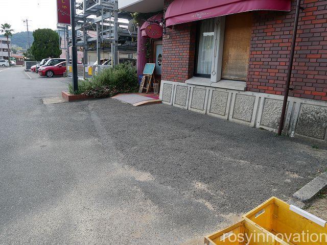 洋食アンジュ2 駐車場