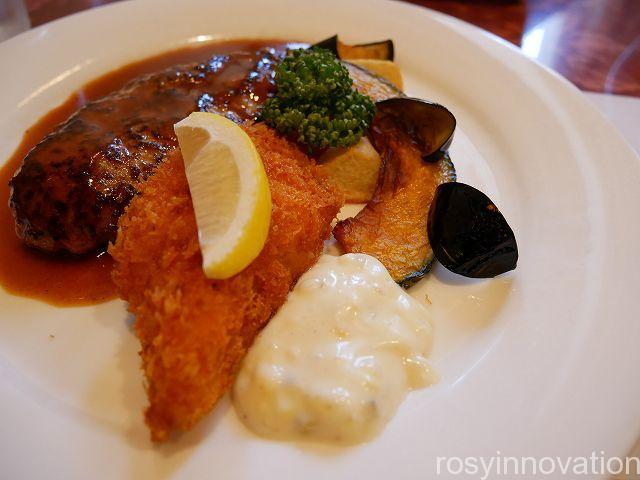 洋食アンジュ9 白身魚