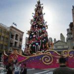 【USJ】冬クリスマスのユニバ周り方2018☆おすすめルートとイベント一覧
