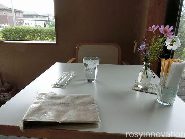 カフェhanaRe6 テーブル席