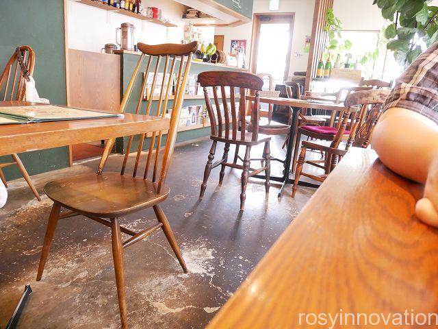 マーゴカフェ4 店内