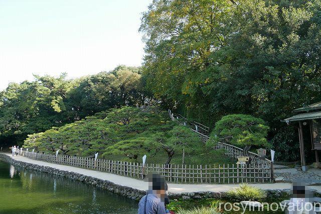 栗林公園10 散歩