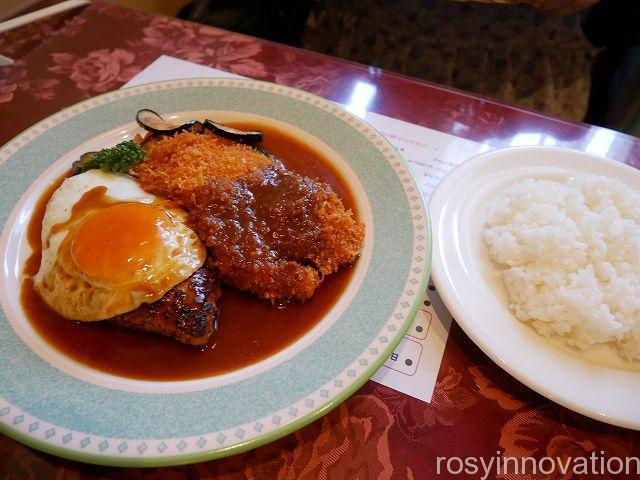 洋食アンジュ11 チキンカツ
