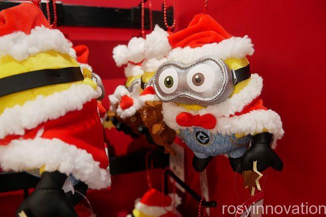 USJミニオンクリスマスグッズ20183 マスコット