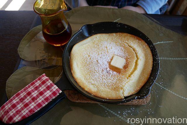 気まぐれカフェ24 ダッチベイビーパンケーキ