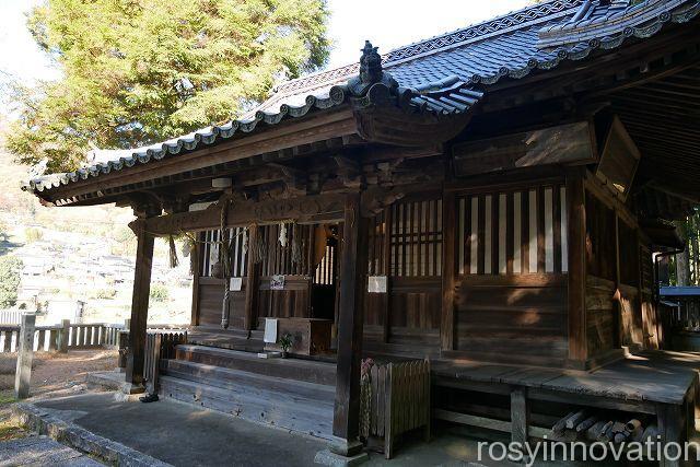 八重籬神社3 拝殿