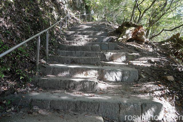 備中松山城9 階段