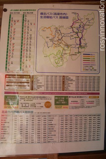 備中松山城29 アクセス