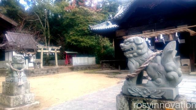 田潮八幡神社17 参拝