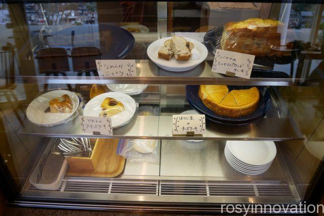 カフェまなびの森7 ケーキ