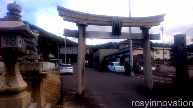 田潮八幡神社1 場所