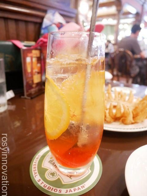 フィガネンズバー&グリル14 フルーツハイボール レモン