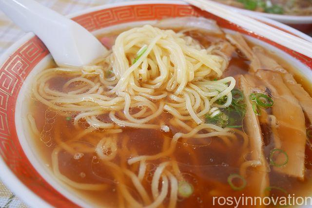 高梁の京橋朝一ラーメン10 たまご麺
