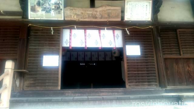 田潮八幡神社14 お参り