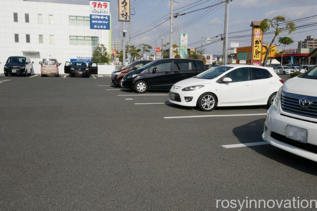 うどん村2 駐車場