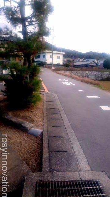 田潮八幡神社4 駐車場の場所