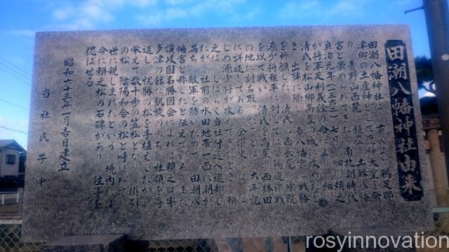 田潮八幡神社6 由来